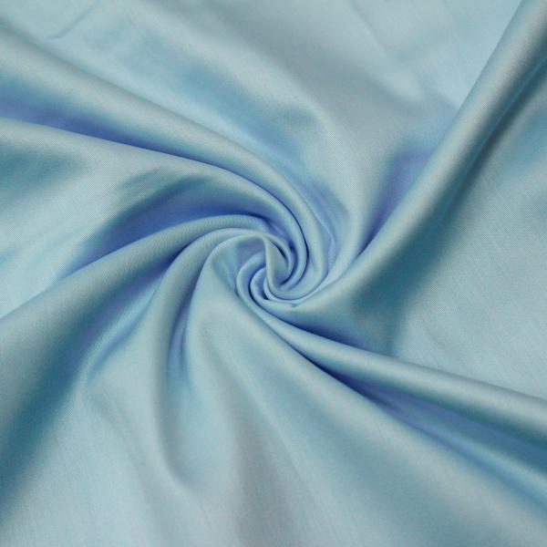 Bumbac dublu satinat bleu