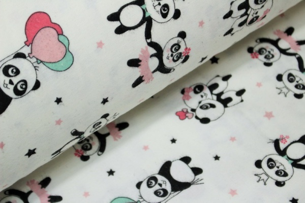 Finet 2.4m Panda roz