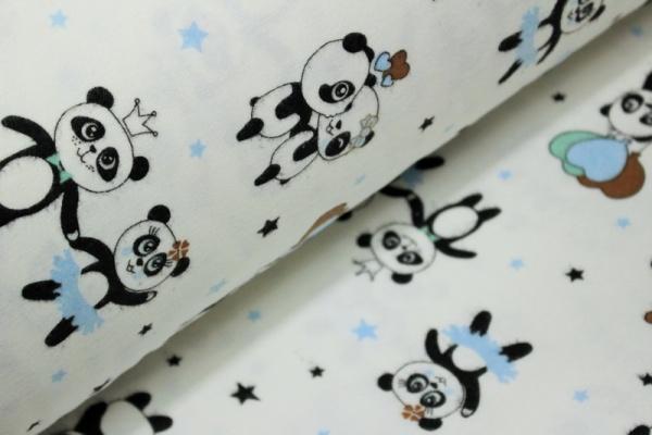 Finet 2.4m Panda bleu