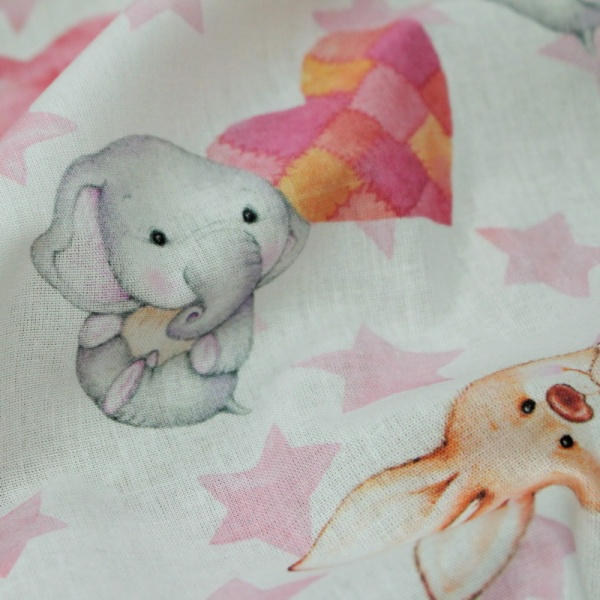 Percale Zoo 301