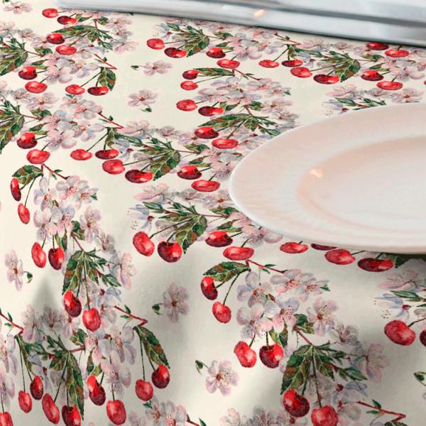 Material teflonat Cherries